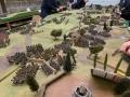 Bernadotte surging forward