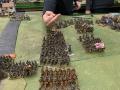 Peak of the Guard cavalry advance
