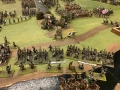 Russian cuirassier counter charge meets the Old Guard artillery