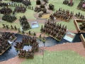 Russian counter charge peters out